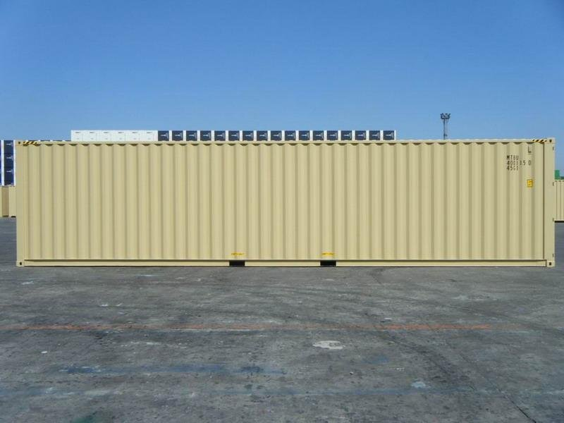 40 39 Hc Tan Ral 1001 Shipping Containers